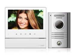 Video door intercom CDV-70H2 white / DRC-40K set